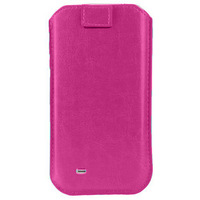 2014 New View Window Case For philips w6500 Pouch Mobile Phone PU Leather Bag Cover Bags Free shipping