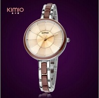 new kimio brand lady wrist watch with japan movt watches brands of high quality ceramic women watches