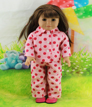 Free shipping hot 2014 new style Popular 18 American girl doll clothes dress w09