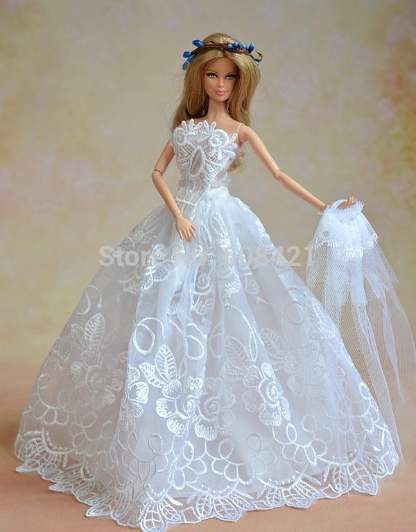 Handmade Dresses For Barbie Dolls Dresses For Barbie Dolls