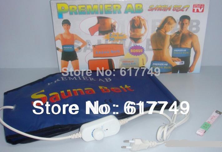 free shipping Velform Sauna Belt Slimming Belt as seen on tv massager belt Slimming Healthy Diet Fat Burner Exercise Weight Lose(China (Mainland))