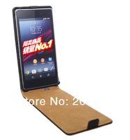 For Xperia E2 Flip case,New Leather Pouch Flip cover Case For Sony Xperia E2