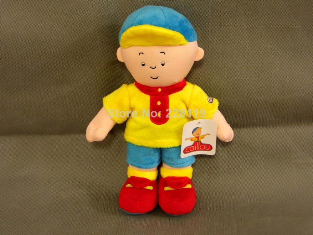 Плюшевая игрушка Caillou 30 12 Pelucia Brinquedos Meninas gift for children плюшевая игрушка caillou 30 12 pelucia brinquedos meninas gift for children
