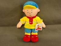 "High Quality Hot Anime Kawaii Baby Toy 30cm 12"" Pelucia Caillou Plush Doll Toys Kids Brinquedos Meninas"