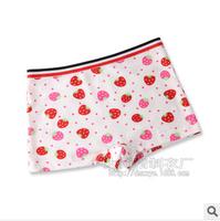 100% Cotton Kids Panties Underwear For Children Baby Under Briefs girls character  Shorts  Underpants, Can Mixsize, 12 PCS/Lot