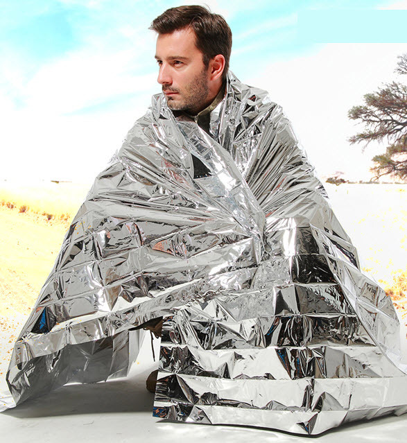 Space Blankets:...
