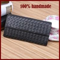 Genuine Leather Men Wallets Card Cash Male Leather Wallets Change Coin Men Purse Hot Sale Women Wallets