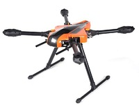 X-CAM Kongcopter FQ700 Folding Quadcopter Frame Kit FQ700 free shipping