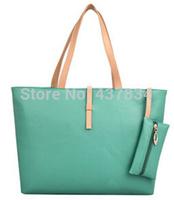 NEW 2014 Hot Celebrity Faux Leather Tote PU handbag for women fashion designer shoulder bag Woman Handbag women messenger bags c