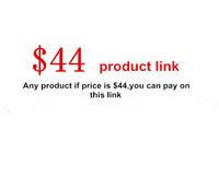$44 product link, any product price at $44 can pay on this link