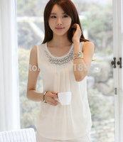 summer dress 2014 tank top fashion elegant women tops brand tank top clothing free shipping promotion