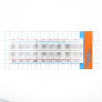 MB-102 MB102 Breadboard 830Point Solderless PCB Bread Board Test Develop DIY FREE SHIPPING 3233
