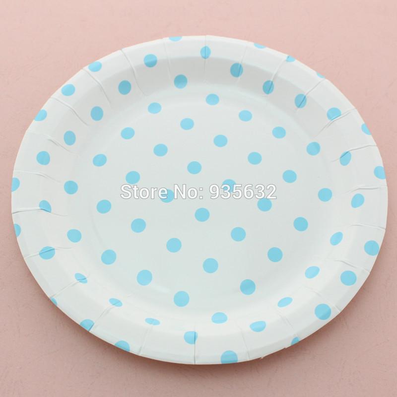 bridal shower paper plates