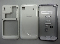 Wholesale-30pcs/lot Galaxy s faceplates frame back cover for Samsung galaxy s I9000 cell phone housing case