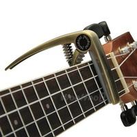 Quick Change 6-String Acoustic Electric Guitar Banjo Ukulele Trigger Capo Clamp