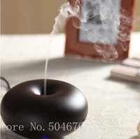 Fashion Mini Silence GX-03K Ultrasonic Ion Humidifier Woodgrain Aroma Air Humidifier Aroma treat Diffuser Free Shipping
