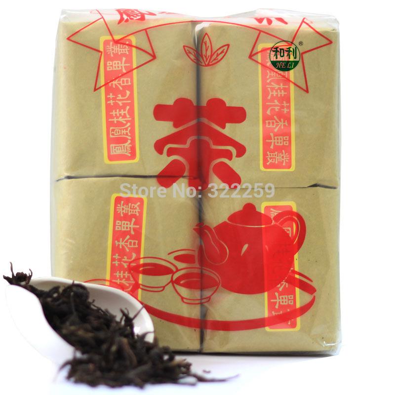 GREENFIELD Gui Hua Xiang 500g China Chaozhou Phoenix Dancong Tea Cha Chao zhou feng huang