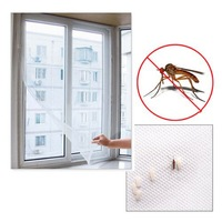 1pc DIY Insect Fly Bug Mosquito Door Window Net Mesh Screen Curtain Protector Flyscreen #A00174