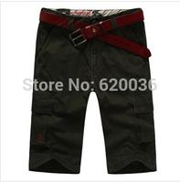 Hot-sale! New Arrival! Hot-sale! New Arrival! 2014 Men's Shorts 100% Cotton Washed Large Yard Shorts887,  Free Shipping!