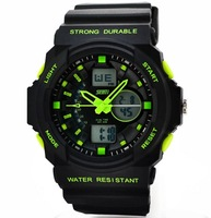 2014 new fashion Multi-function digital watch classic popular sport men business water-resistant