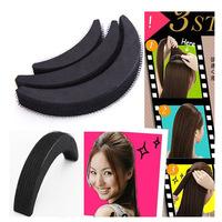 pad hairpin elevator princess head hair style maker fluffy hair tools  hair accessory