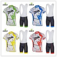 COOL! 2015 Cheji Maillot Ciclismo Cycling Jersey Bib Shorts Ropa Ciclismo /Summer Cycling Clothing JB17 Free Shipping