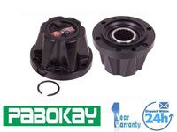 FOR SUZUKI Samurai Sierra Vitara manual Free wheel locking hubs B030 + Material: Aluminum alloy