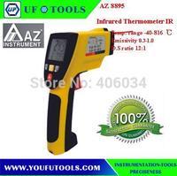 AZ 8895 Gun Type Infrared Thermometer High Temp. IR Meter