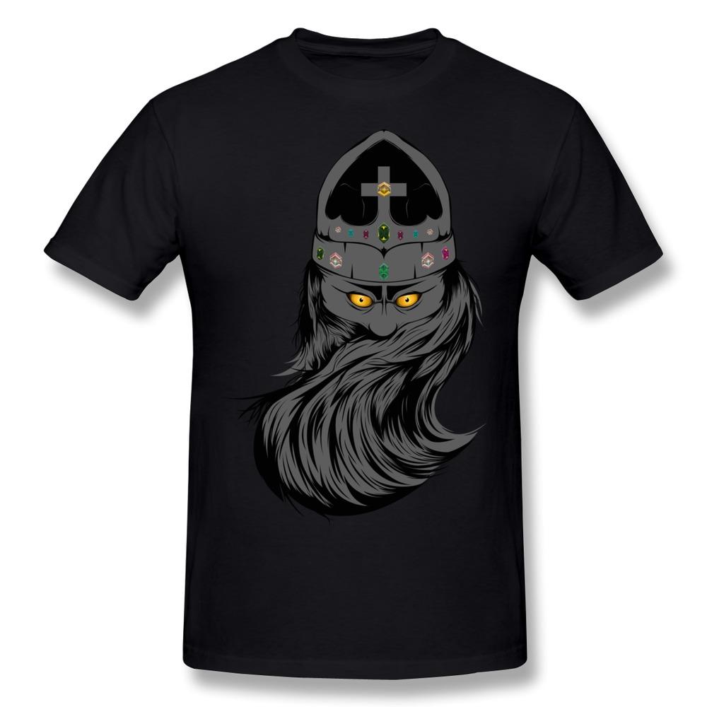 Casual Men's T-Shirt ViKing Custom Your Own Fashion Style Man T-Shirts(China (Mainland))