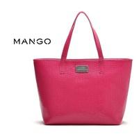 Brief mango cross candy multicolour portable women's handbag large shoulder bag shopping bag