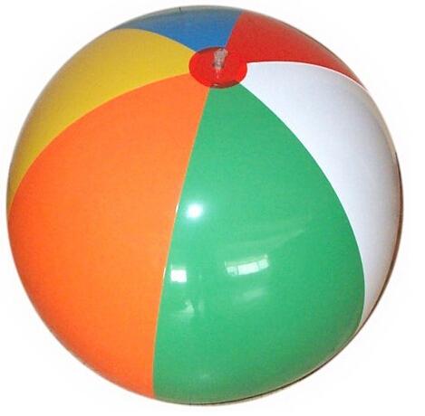 Высокое качество 25см надувной бассейн играть участник игры воды шар надувной мяч игрушка 122