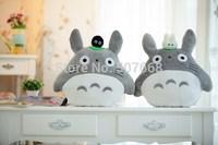 "1 pcs 16"" Totoro Plush Toys Cushion Stuffed Plush Pillow Cartoon Stuffed Cushion Pillow"