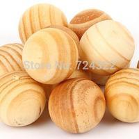 10pc Natural incense sandalwood ball sticks sachets aromatize aromatic wardrobe car Aromatherapy desiccant sachet Free shipping
