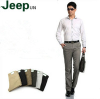 2014 New Comes hot sale summer New Style men 's Fashion pants Thin  trousers, men's Cotton Straight pants 1pc/lot