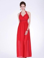 Heavy Hand 2014 big red beads long paragraph dress code