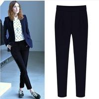 Trendy pencil women pants