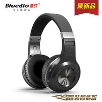 Bluedio HT safari starting new smart version 4.1 wireless headset Bluetooth headset 4 color Free Shipping