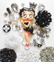 Phone Deco for DIY Phone Cases Betty Boop