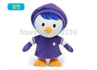 Free shipping plush Pororo Toy,stuffed penguin PETTY 28cm soft toy, toys for children