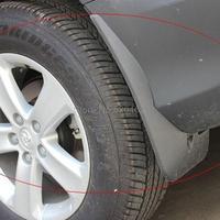 4pcs Mud Flaps Splash Guards Fender Toyota Corolla 2014 2015 Sedan