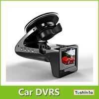 H818 Car DVR camera with Radar Detector Dynamic map resolution1280*1980+G-Sensor+GPS+COMS chip+140Degree