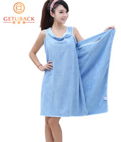Bath Towel 155*80cm Dress Model 5 Colors Women Beach Towel Bath Towel KK002