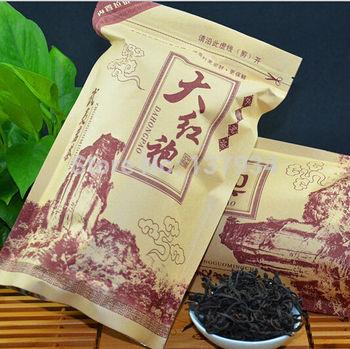250g Top Grade Chinese dahongpao Big Red Robe oolong tea the original oolong China ...