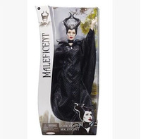 Maleficent Dolls Girls Barbies Dolls 2 Design Mix 11.5 inch 2014 New Toys Top Quality  free shipping 20pcs/lot