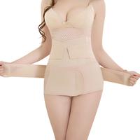 Triangle set drawing postpartum 2014 abdomen belt remedical belt maternity girdle belt summer breathable free shipping