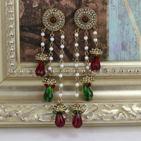 HOT sale long vintage earrings for women national style fashion jewels   high quality best price