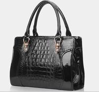 2014 new fashionista handbag crocodile handbags bride wedding package bag shoulder bag