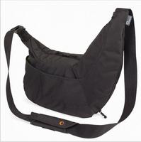 Black Waterproof Genuine Lowepro Po the Passport Sling PS DSLR SLR Camera Bag Travel Shoulder Camera Bag for Canon Nikon Sony