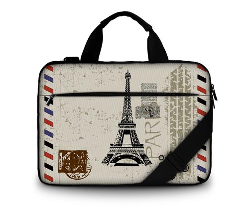 "New 2014 personalized tape custom notebook laptop bag 15.6 case 13""15""17"" handle & messenger bas(China (Mainland))"