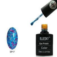 Genuine Valuable Bluesky Gel Polish for Ladies Famous Attractive Soak Off Nail Varnish 10ML Volume Hot Sale 097-SP
